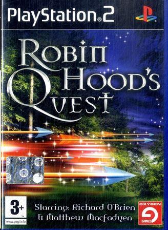 Gra PS2 Robin Hood's Quest - B