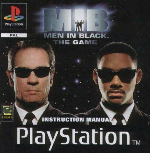 Joc PS1 Men in Black - The game