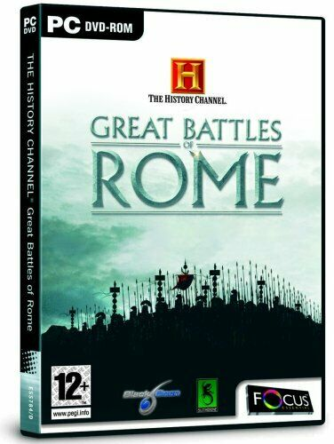 Joc PC The History Channel: Great Battles Of Rome - Focus