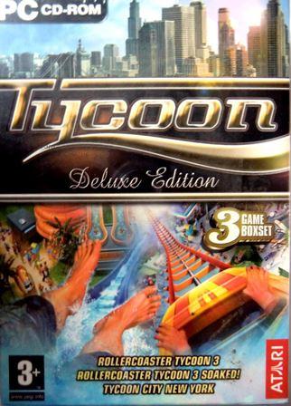 Joc PC Tycoon Deluxe Edition
