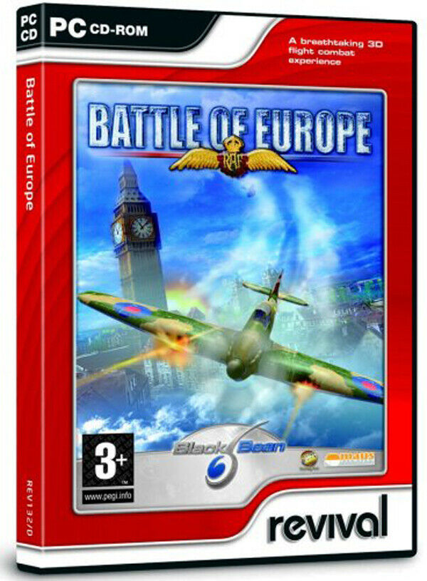 Battle of Europe- Revival