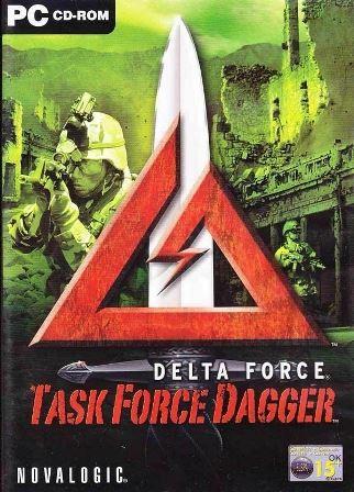 Gra PC Delta Force Task Force Dagger