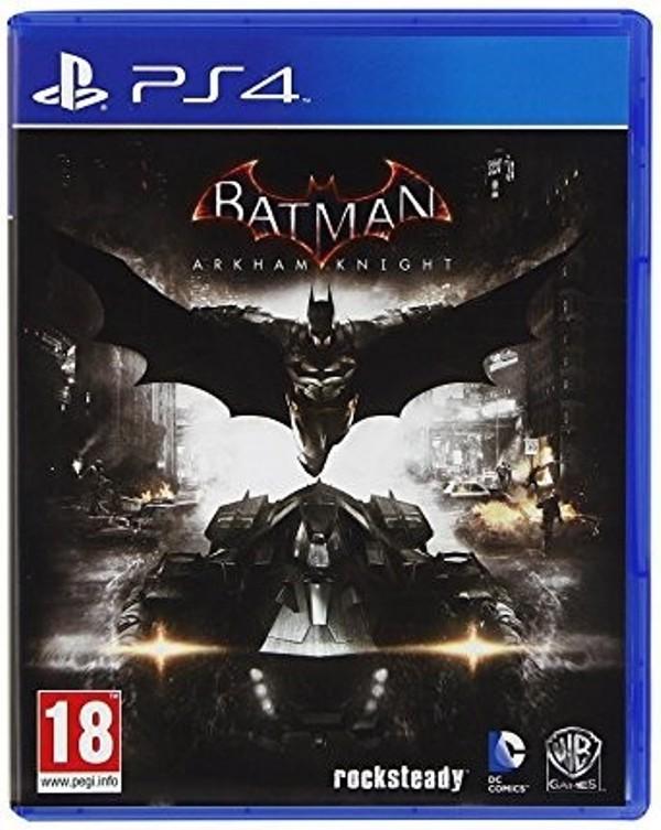 Hra PS4 Batman Arkham Knight