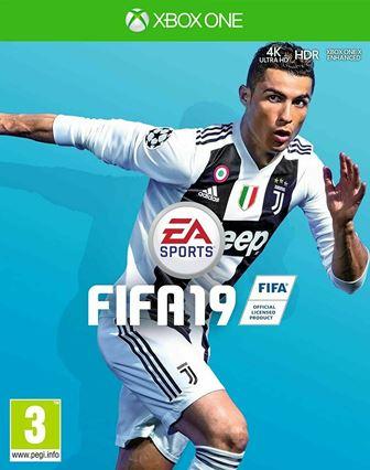 Joc XBOX One Fifa 19
