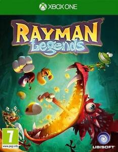 Joc XBOX One Rayman Legends