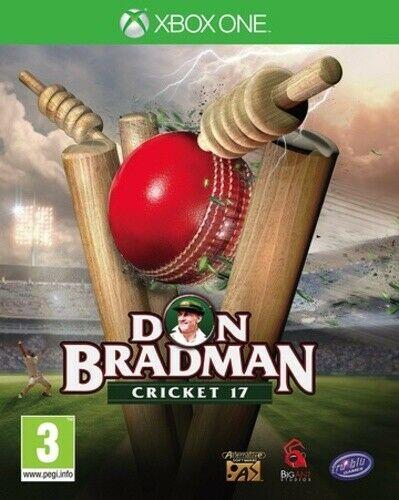 Joc XBOX One Don Bradman Cricket 17