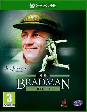 Gra XBOX One Don Bradman Cricket - A