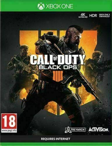 Joc XBOX One Call of Duty: Black Ops IV (4) IIII - A