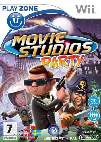 Joc Nintendo Wii Movie Studios Party