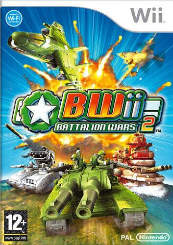Joc Nintendo Wii Battalion Wars 2