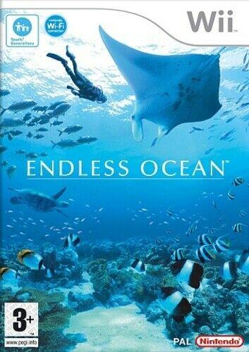 Joc Nintendo Wii Endless Ocean