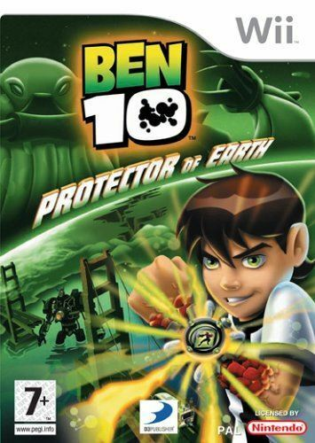 Joc Nintendo Wii Ben 10 Protector of Earth