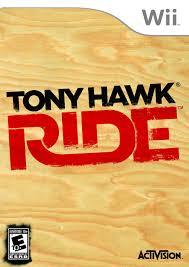 Joc Nintendo Wii Tony Hawk Ride