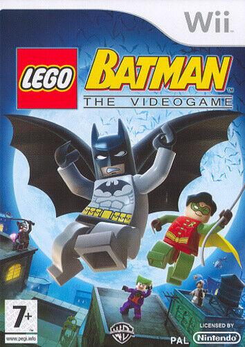 Joc Nintendo Wii LEGO Batman: The Videogame - B