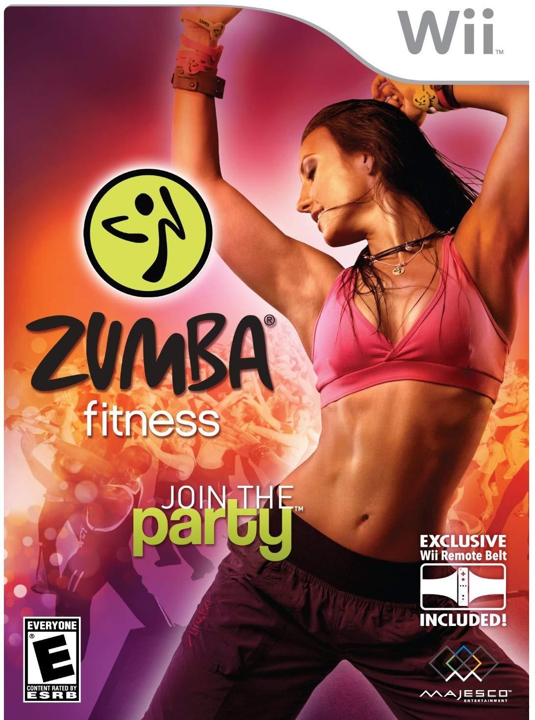 Joc Nintendo Wii Zumba Fitness Party - A