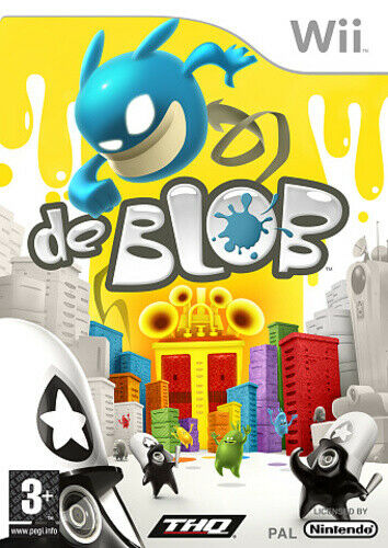 Joc Nintendo Wii de Blob