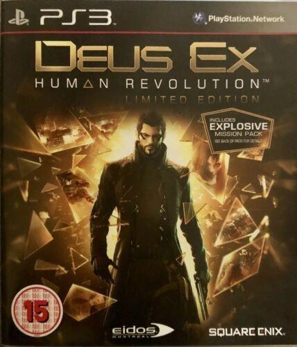 Joc PS3 Deus Ex Human Revolution