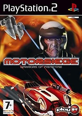 Hra PS2 Motorsiege - Warriors of Primetime - A
