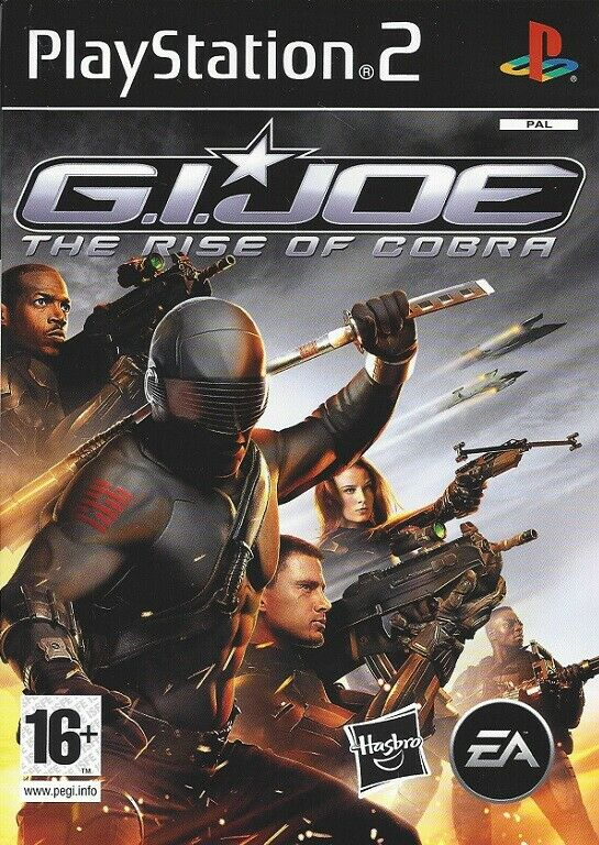 Joc PS2 G. I. Joe The Rise Of Cobra - A