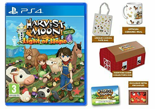 Joc PS4 Harvest Moon: Light of Hope Collector's Edition PS4 - 60455