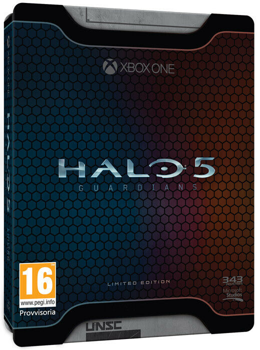 Joc XBOX One Halo 5 Guardians Limited Edition