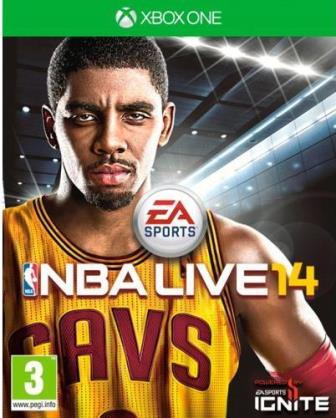 Joc XBOX One NBA Live 14 - 60456