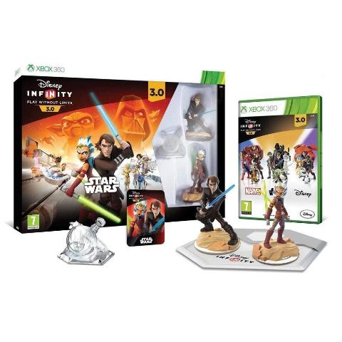 Disney Infinity Star Wars Starter Pack - XBOX 360- 60457