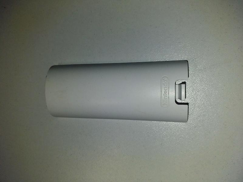 Capac - Nintendo Wii Remote - alb