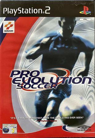 Joc PS2 Pro Evolution Soccer
