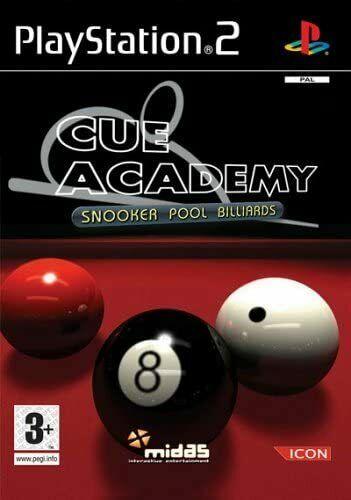 Joc PS2 Cue Academy