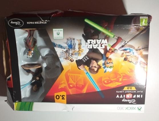 Disney Infinity Disney Infinity Star Wars Starter Pack - XBOX 360