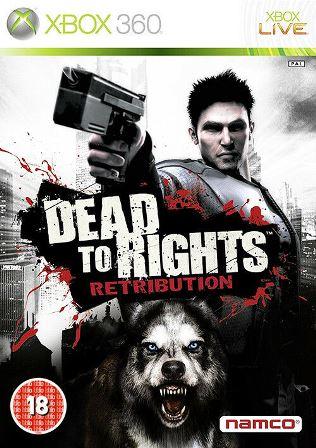 игра XBOX 360 Dead to Rights Retribution