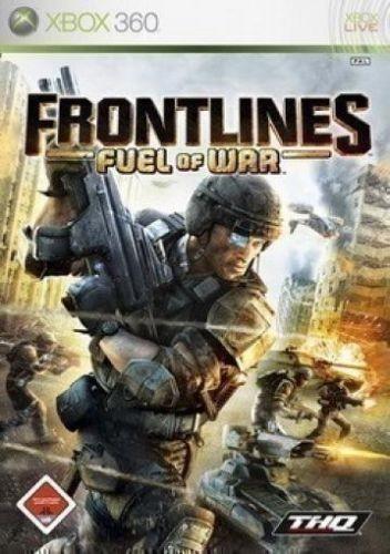 Joc XBOX 360 Frontlines - Fuel of War - A