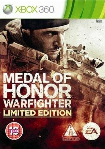 Joc XBOX 360 Medal of Honor Warfighter
