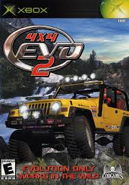 Joc XBOX Clasic 4x4 EVO 2