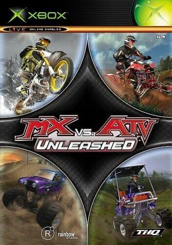 Joc XBOX Clasic MX vs ATV Unleashed
