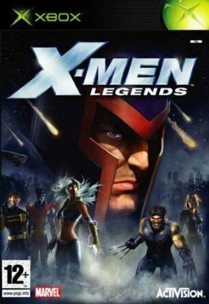 Joc XBOX Clasic X-Men Legends