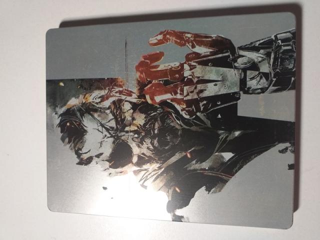 Joc XBOX One Metal Gear Solid V The Phantom Pain Steelbook Ed