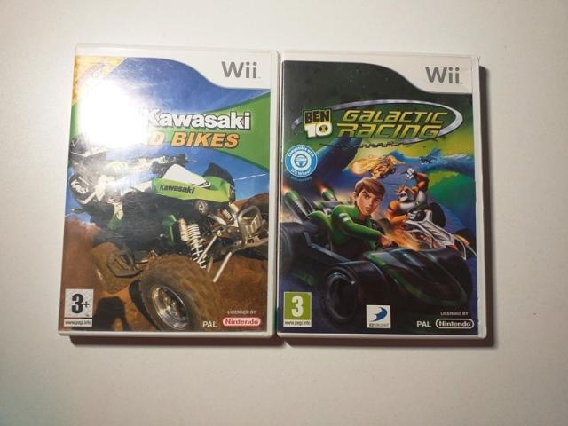 Joc Nintendo Wii X 2 - LOT 035
