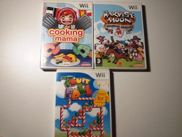 Joc Nintendo Wii X 3 - LOT 037
