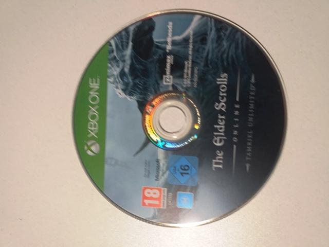 Joc XBOX One The Elder Scrolls Online - G