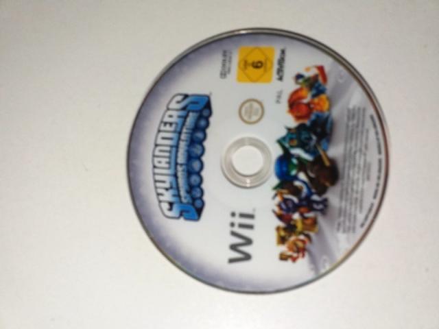 Joc Nintendo Wii Skylanders Spyro's adventure - G