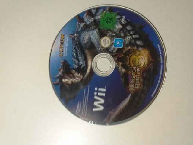 Joc Nintendo Wii Monster Hunter - G