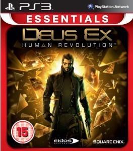игра PS3 Deus Ex Human Revolution Essentials