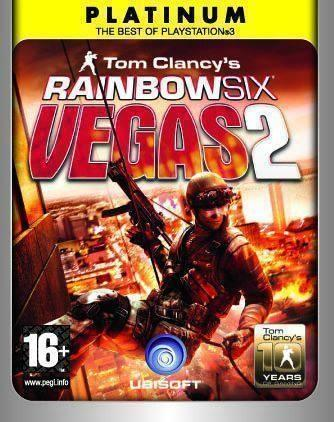 Hra PS3 Tom Clancy's Rainbow Six - Vegas 2 Platinum