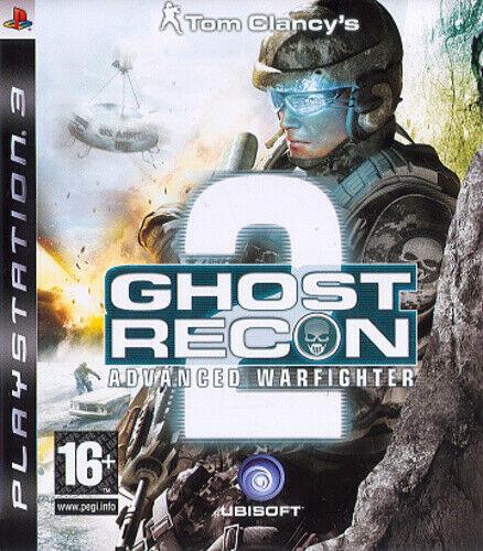 Joc PS3 Tom Clancy's Ghost Recon: Advanced Warfighter 2
