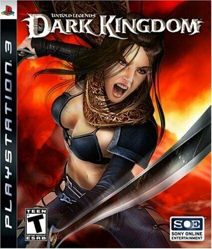 Joc PS3 Untold Legends: Dark Kingdom - B