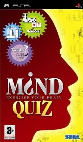 Joc PSP Mind Quiz - Exercise your brain