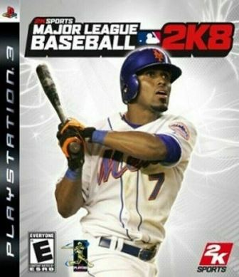 игра PS3 Major League Baseball 2K8 - NTSC UC
