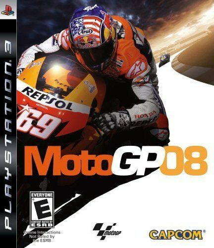 PS3  Játék MotoGP 08